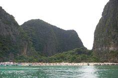 Maya Bay    Kho Phi-Phi Thaïlande