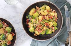 Spruitjes met pancetta en walnoten – 5 OR LESS