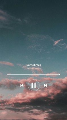 Wallpaper Lockscreen Ariana Grande Sometimes Cloud Wallpaper, Music Wallpaper, Tumblr Wallpaper, Lock Screen Wallpaper, Wallpaper Quotes, Ariana Grande Texte, Ariana Grande Quotes, Ariana Grande Lyrics, Phone Backgrounds