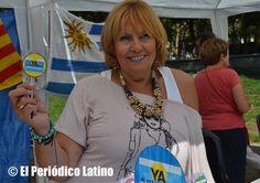Celebración de las Fiestas Patrias de Uruguay en Barcelona