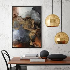 Spaces In Between — LindaSkaret Vintage World Maps, Alcohol, Brown, Painting, Home, Modern, Abstract, Kunst, Pictures