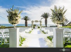 Bel Air Bay Club Wedding | Peter and Christine