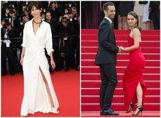 2015 CANNES FILM FESTIVAL: THE BEST OF THE DRESSED! - Sophie Marceau wearing Alexandre Vauthier , Natalie Portman and Benjamin Millepied