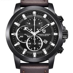 US $126.54 - Men's Watches Top Luxury Brand Chronograph Sport Watch Men Waterproof Quartz Military Wristwatch Relogio Masculino Pagani Design