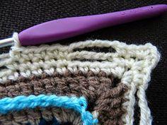 Knutsels van Jolanda: Crochet Along 2015 - Week 12