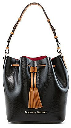 Dooney & Bourke Siena Serena Drawstring Bucket Bag