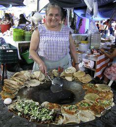 Market day, Coscomatepec, Mexico
