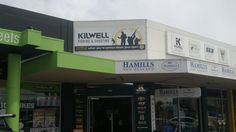 Killwell is a hunting shop