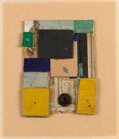 Kurt Schwitters  Centre Pompidou Virtuel - Sans titre (Cially)