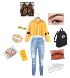 """""""Untitled #82"""" by stefygeorgescu on Polyvore featuring Alexander McQueen, Mudd and Morphe"""