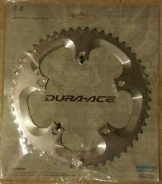 Dura-Ace FC-7800 SG-X 53B 10 Speed Outer Chain Ring, Chainring, Chainwheel - $19.50 - http://www.carbonframebikes.com/us/Shimano-SG-B-53.html