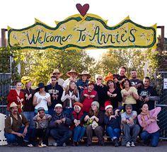 @Annie's Annuals, Richmond, and beyond!