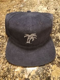 84d7bc2af5f505 Nike SB Palm Tree Snapback Adjustable Corduroy Hat NWT 850820 451 Mens  Nike  Nike Sb