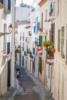 Old Sitges, Spain
