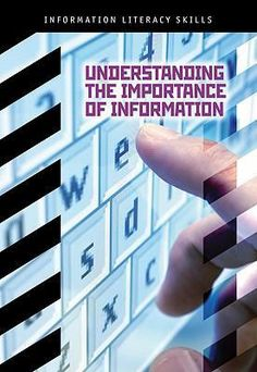 A great basics book on information and the rights and responsibilities that come with it