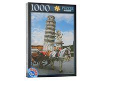 Puzzle Tour de Pise - Italie - Puzzles monuments