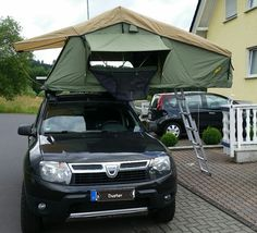 Dacia Duster Gordigear Roof tent                                                                                                                                                                                 Plus