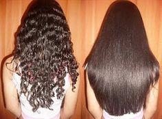 Remedio natural que alisará tu cabello en cuestión de minutos