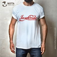 DISEÑOS PARA CAMISETAS CRISTIANAS CON LOGOS DE MARCAS #camisetasmasculinas #camisetaestampada #camisetafeminina #camisetastop  #camisetapersonalizada #camiseta #camisetapolo #camisetasoriginales #camisetamasculina #camisetasmolonas  #camisetasfashion #camisetaspersonalizadas #camisetasestampadas #camisetasfemininas #camisetasdivertidas  #camisetas #camisetasexclusivas #camisetasconmensaje Cool Shirts, Tee Shirts, Best T Shirt Designs, Jesus Shirts, Family Outfits, Personalized T Shirts, Workout Wear, Casual Dresses, Hoodies