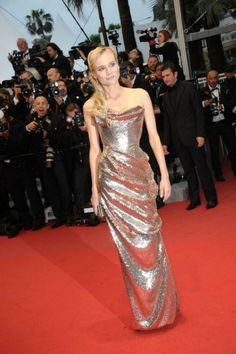 Diane Kruger pour Vivienne Westwood