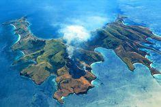 Pulau Banta, Komodo Islands, Indonesia