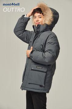 박보검 161125 몽벨 헤비 야상 다운 자켓 - 우선 1장만  [ 출처 http://blog.naver.com/montbell1/220870753490 ]