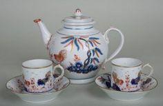 Antique Doccia Italian Porcelain