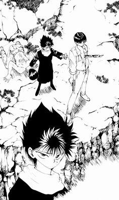 Yu Yu Hakusho Anime, Manga Eyes, Swag Boys, Rock Lee, Anime Crossover, Naruto Shippuden Anime, Cartoon, Comics, Wallpaper