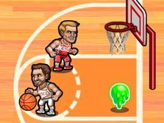 In Basketball Legends, you are the all star team http://basketballlegends.co #basketballlegends #Basketball_Legends #basketball_legends_unblocked #play_basketball_legends_game