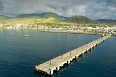 If you're looking for a wide range of island flavor, St. Kitts is for you. Chances are you'll come across all sorts of culinary delights stemming from West Indian, Creole, Indian, and French cultures.
