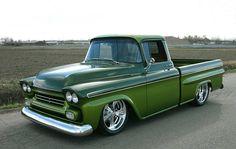 1959 Chevrolet Apache: What a beauty