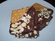 Yael's Chocolate S'manwiches