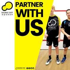 Partner with us to help grow squash and help us get people active and enjoying squash, while supporting your business! We partner with various people, clubs, companies, businesses, brands, and organisations to help grow squash and our programme while providing value back to our partners. We deliver squash services to thousands of people each year through our club, school, and community programmes. - Please get in touch for further details on how we could work together… Train Group, Double Dot, Ways Of Learning, Core Values, Best Player, Looking Forward To Seeing, Total Body, How To Introduce Yourself, Athletes