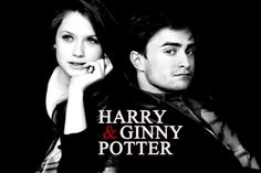 """Ginny and Harry are soulmates, with a passionate connection.""    –J.K. Rowling"