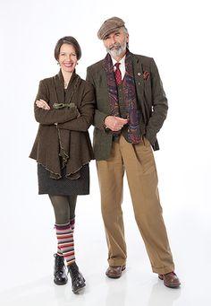 Carola Bauer und Dietmar Sebastian