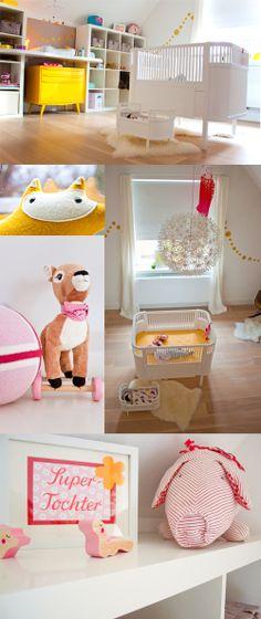 yellow baby room!!