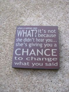 Although sometimes we just didn't hear. So now you must make the decision.... Dun dun dun.