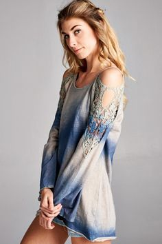 Checkout this new top and other unique styles now at Moonshine Clothing. Use the code 'spring' to save 15% off your purchase