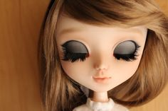 Valley of the Doll — This is Meg, my latest custom for my Etsy shop. I...