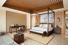 The room at Alila Anji