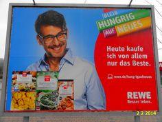 238. - Plakat in Stockach. / 02.02.2014./