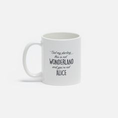 Superbalist Mugs - Alice in Wonderland Mug