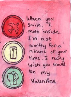 that's awesome, blink 182 valentine