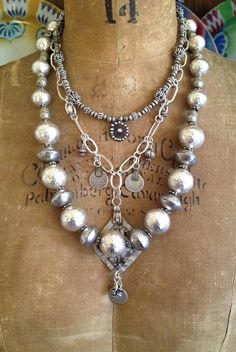 Amulet UP!!! with Layers - Victoria Z Rivers Jewelry