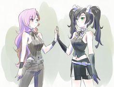 Neo meets herself