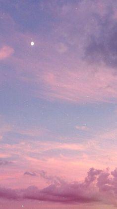 💜 (❁'ω`❁) 's style Night Sky Wallpaper, Cloud Wallpaper, Iphone Background Wallpaper, Scenery Wallpaper, Galaxy Wallpaper, Wallpaper Iphone Pastell, Cute Pastel Wallpaper, Purple Wallpaper, Aesthetic Pastel Wallpaper