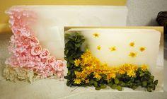 花キャンドル flower