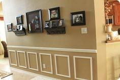 hallway molding