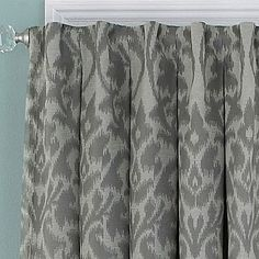 Home Windows, Rod Pocket Curtains, Drapery Panels, Cindy Crawford,  Sorrento, Home Kitchens, Kitchen Dining, For The Home, Pockets