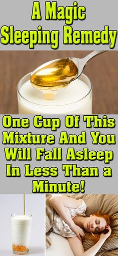 Nowadays many people have sleeping problems and wake up every morning tired and sleepy. If you suffer from insomnia in this article we present you homemade mixture of milk and honey that you definitely should try. These two natural ingredients are used for centuries because of their remarkable benefits. Honey and milk are especially effective …
